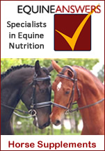 Equine Answers -Horse Supplements
