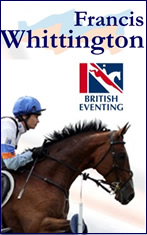 Francis Whittington - Eventing