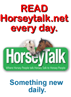 Read Horseytalk.net. Something new every day