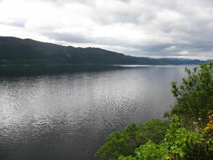 New trail to take walkers, cyclists and riders along Loch Ness