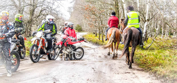Trail Riders Fellowship welcomes Supreme Court victory in Dorset