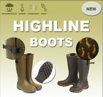 Highline™ Boots from Grub's