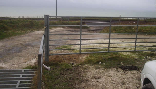 Illegal Cattle Grids