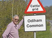The story of the fight to save Odiham Common